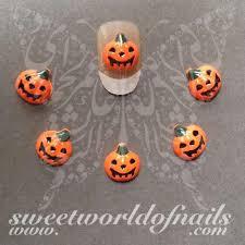Halloween Nail Art Pumpkin - 135 best halloween nail art images on pinterest halloween nail