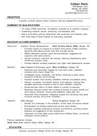 Objective In Resume For Customer Service Representative Customer Service Resume Objective Resume Sample Customer Services