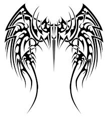 angelic tribal wings by insomnia maniac on deviantart
