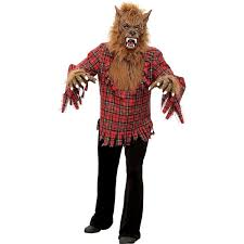 amazon com werewolf halloween costume clothing