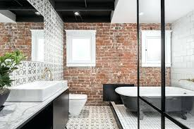 home depot wall panels interior awesome brick walls in the bathroom home design lover house interior