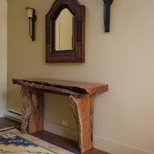 bureau console bois table bureau bois fabulous table basse bois et laqu blanc lgant