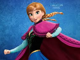 desktop princess anna frozen movie character images free