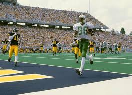 from the vault randy moss u0027s journey as marshall u0027s biggest star