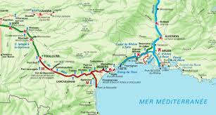 Burgundy France Map by French Canal Boat Hire With Captain Day Trips Or 6 14 Nights