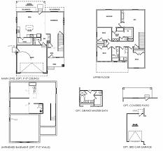 highland floor plan salisbury homes