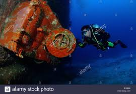 Best images about Wreck Diving on Pinterest   Underwater caves     Alamy USS Saratoga  CV    aircraft carrier