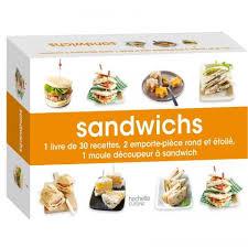 hachette cuisine troc coffret sandwichs hachette cuisine