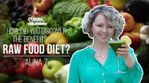 discovering the benefits of a raw food diet alina z video