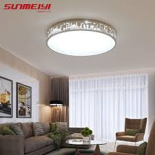 plafonnier chambre modern led ceiling ls creative travel pattern design led