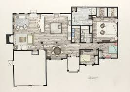 architects floor plans villa interior design plans with architecture 345hornungsp13 floor