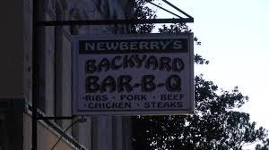 Backyard Barbeque Newberry Fl Newberry Backyard Bbq Open Under New Management
