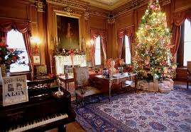 Charlotte Interior Designers Gilded Age Interiors The Gilded Age At Christmas Interior