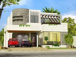 new modern two storey house plans design also beautiful paint for