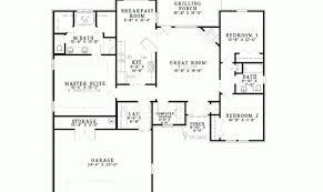 split bedroom floor plan ranch floor plans with split bedrooms ideas house plans 66949