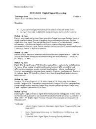 ee 010 604 digital signal processing digital signal processing