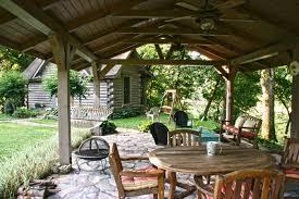 cumberland river retreat log home log homes timber frame and