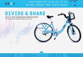 Chicago Divvy Map Divvy Bike Share