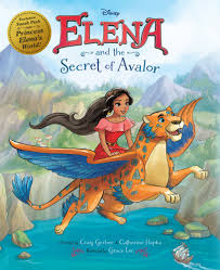 elena secret avalor book disney wiki fandom