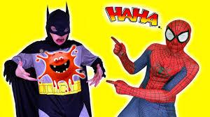 excavator halloween costume dirty batman u0026 spiderman stole costume batman funny superheroes