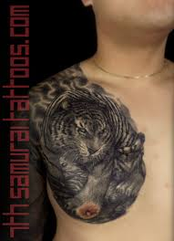 pieces 7th samurai tattoos