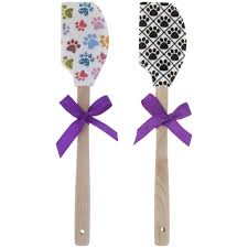 paws kitchen spatula collection the animal rescue site