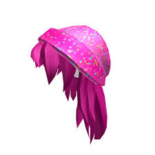 is there pink hair in roblox ice cream beanie with pink hair roblox