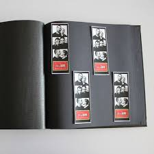 Guest Book Photo Album Glorious Leather Dry Mount 50 Page Photo Album Guest Book White