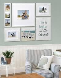 Picture Frame Hanging Ideas Best 25 Beach Picture Frames Ideas On Pinterest Coastal