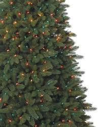 fifth avenue flatback artificial christmas tree balsam hill