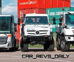 mercedes unimog cer 2015 unimog u5023 gains even more road equipment package