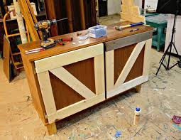 how to turn a mid century cabinet into a farmhouse style hometalk