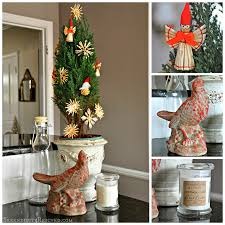 The Home Depot Christmas Decorations by Serendipity Refined Blog Holiday Home Tour Day 1 French