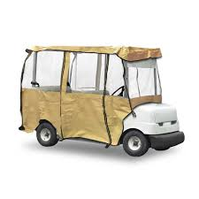 5 important golf cart accessories