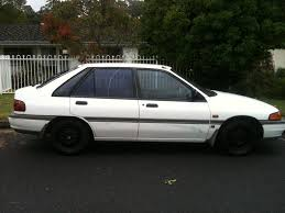 first car 92 ford laser mighty car mods official forum