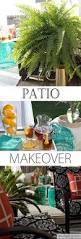 Pallet Furniture Patio - outdoor living patio makeover u2013 angela east