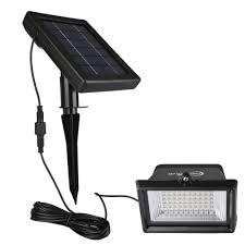 Brightest Solar Powered Landscape Lights - best led flood lights recommended for safety