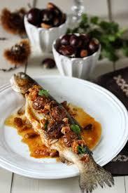 recette cuisine automne dans la cuisine de truite à la faveur de l automne