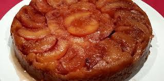 t駘駑atin recettes de cuisine ma recette fétiche réconfortante la tarte tatin aux nectarines