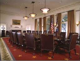 Facts About The Cabinet Cabinet Room White House Wikipedia