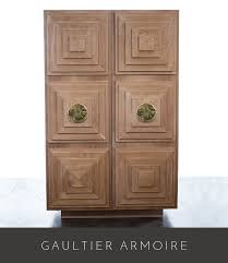 gaultier armoire shine by s h o