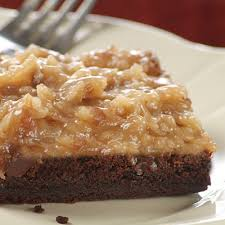 german chocolate brownies recipe recipes dessert recipes and