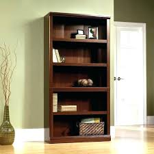 Cherry Bookcase With Glass Doors Solid Wood Bookcase With Glass Doors Solid Wood Bookcases Cherry