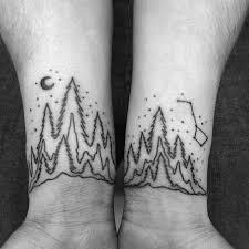 tattoo wood sky tree wrist tattoo tattoo for all minimalist