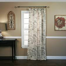 Shower Curtains With Writing Script Curtains Wayfair