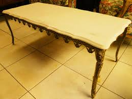 marble and brass coffee table marble brass coffee table pine s antiques