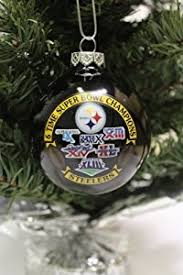 nfl pittsburgh steelers bowl chions commemorative glass