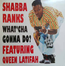shabba ranks bedroom bully shabba ranks featuring queen latifah what cha gonna do vinyl at