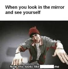 Mirror Meme - dopl3r com memes when you look in the mirror and see yourself