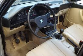 at auction a manual transmission 1983 bmw 5 series gear patrol